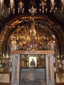Monte Calvário, Igreja do Santo Sepulcro - Jerusalém